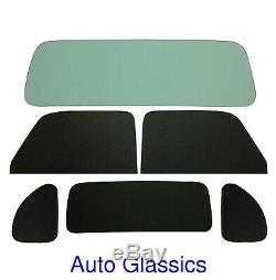 1938 Plymouth P5 Business Coupe Classic Auto Glass Kit NEW Flat Windows Vintage