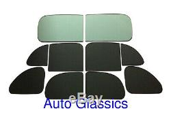 1940 Ford Business Coupe Glass Kit Complete NEW Classic Auto Restoration Windows