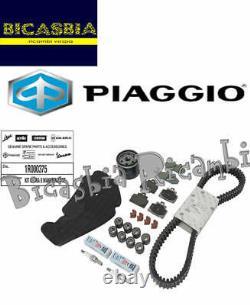 1R000375 ORIGINALE PIAGGIO KIT TAGLIANDO MP3 500 Sport Business ABS E3-E4 2015