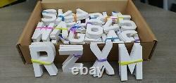 3D / 4D Number Plate Business Large Start up Kit