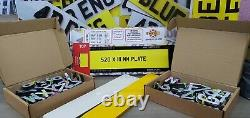 3D / 4D Number Plate Business Medium Start up Kit