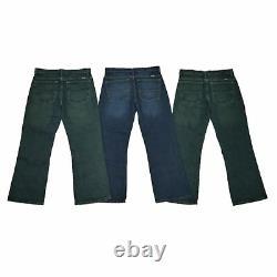 Boys Back to School Outfit Lot 6 Piece Jeans T-Shirts Size 16 Husky Namebrand