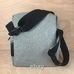 Cote et Ciel Backpack Tablet Kit Bag For iPad Laptop Grey Melange New With Tags