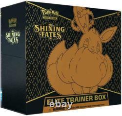 Ebay Verified Business. Pokémon TCG Shining Fates Elite Trainer Box