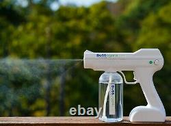 Electrolyzed Cordless HOCl Disinfectant Sprayer Fogger Home/Business Office Kit