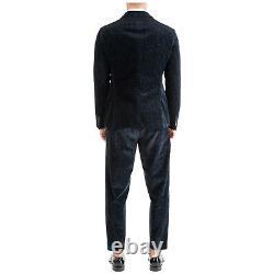 Emporio Armani Anzug herren 41vfaf41599922 Blu frack outfit smoking einreiher