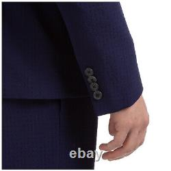 Emporio Armani Anzug herren 51vf1f51501920 BLU frack outfit smoking einreiher