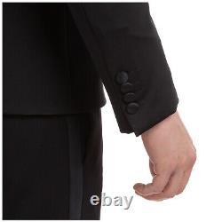 Emporio Armani Anzug herren 51vmck51504999 NERO frack outfit smoking einreiher