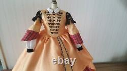Franklin Mint Gwtw Gone With The Wind Scarlett Business Woman Outfit