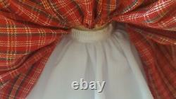 Franklin Mint Gwtw Gone With The Wind Scarlett Business Woman Outfit & Dress For