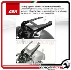 Givi Kit Fissaggio bauletti Monokey Piaggio MP3 300 500 Business Sport 121