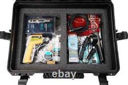 Glasweld Business Pro Windshield Repair Kit tools for repairing both chips