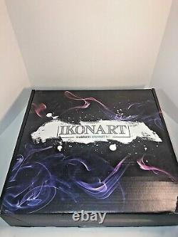 IKONART Custom Stencil Making Starter Kit, Reusable Stencils, Business in a box