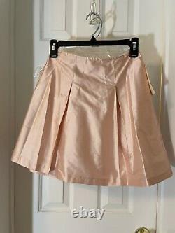 Kids Girls Pageant Career Outfit Size 8 Pink 3 Piece Set Moka Skirt Blazer New