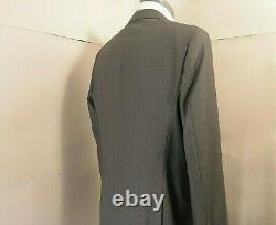LINEA SARTORIALE since1976 Suit 2 Pieces Men Outfit NEW tag Viscosa bld 48 Drop6