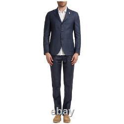 Lardini Anzug herren easy wear el058a elew56701 830 Blu frack outfit smoking