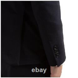 Lardini Anzug herren easy wear im029av imew55703 850 Blu frack outfit smoking
