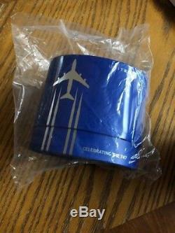 Lot Of 10 United Airlines Polaris Business Class Amenity Kits Plus Bonus Aa Kit