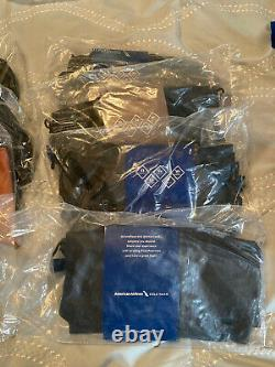 Lot Of 19 American Airlines Flagship First/Business Amenity Kits 2017-2020