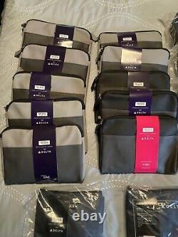 Lot Of 24 Delta ONE X Tumi Business Class Amenity Kits 2017-2020