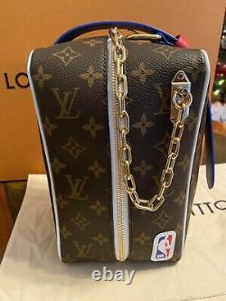 Louis Vuitton LVxNBA Cloakroom Dopp Kit