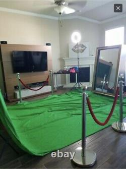 Magic Mirror Party Photo Booth 55 FULL KIT BUSINESS START-UP