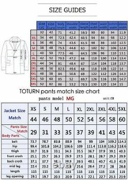 Men's Black Suit Jacket New Formal Attire Casual Outfit Long Sleeve Dress Slim