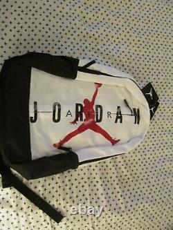NEW NIKE AIR JORDAN Outfit + 17 BACKPACK+Zip up HOODIE+Pants YMD 10-12 FREEship