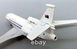 New 1200 Scale Royal Australian Air Force Dassault Falcon 7x Business Jet Model