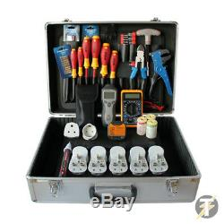 PAT Testing Business Kit PBK101 For PAT Tester Seaward Kewtech Metrel Fluke