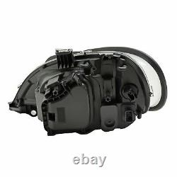 Pair Headlights Headlamps Left & Right Set For 02-13 Freightliner M-2 M2 2004-19