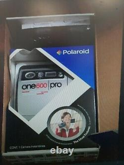 Polaroid One 600 Pro Business Edition kit. Brand new, old stock. Bag included