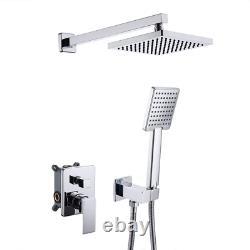 Pressure Balancing Showering System Rough-in Body and Trim Kit Handheld no CA