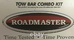 Roadmaster Sterling All-Terrain Tow Bar Combo Kit-RARE-SHIPS SAME BUSINESS DAY