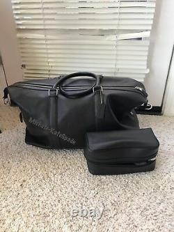 Sale $970 NWT COACH MEN Voyager 52 In Sport Duffle & Matching Travel Kit