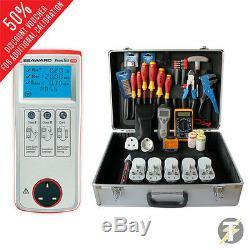 Seaward PrimeTest 100 with PAT Tester Business Kit PBK101 Wiha Screwdriver Set