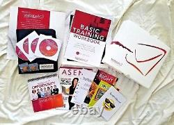 Send Out Cards Start Up Kit Business New DVD Training Work Book Pins Cards $300