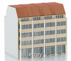 Trix 66332 N City Office Business Building Kit