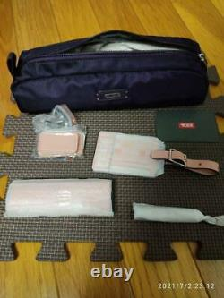 Tumi Accent Kit Blackberry Pink