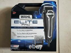 Wahl Elite Pro Haircut Kit FREE 1 DAY SHIPPING! 1 BUSINESS DAY TURNAROUND