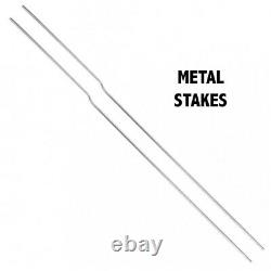 Yard Card Decoration Business Starter Kit SK2, Bebas 24 Inch, Stakes Included