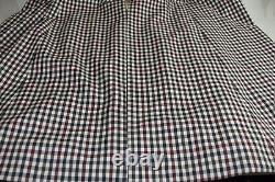 $1480 New Caroline Constas 2 Pc Duster Maxi Coat + Wide Leg Pantalon Pantalon Xs