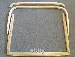1928 1929 Modèle A Ford Sport Coupé & Business Coupé Top Wood Kit