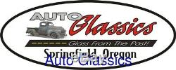 1937 Plymouth P3 Business Coupe Classique Kit Auto Glass Nouveau Flat De Windows Vintage