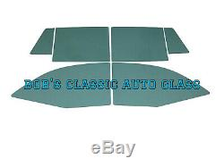 1958 Chevrolet Delray Sedan Verre Plat Kit Nouveau Classique Vintage Chevy