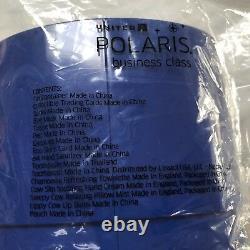 2 Pyjamas Polaris De Classe Affaires United Airlines Et 2 Trousses D'agrément