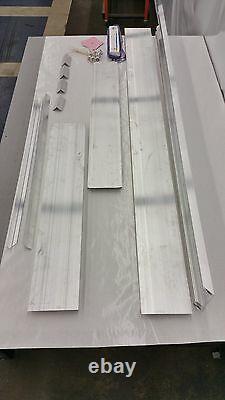 3' X 4' Boîte À Lumière Led Signe- Bricolage Cadre Kit Pour Les Entreprises / Résidentiel