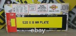 3d / 4d Number Plate Business Medium Kit De Démarrage