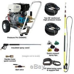 4000psi De Base Démarrer La Pression Pro Votre Lavage De Pression Business Kit Avec Al