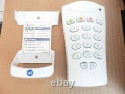 Adt Pm-10 Home Alarme Uk Panneau De Commande Dual Kit + 2 Pir + Clavier Non Utilisé